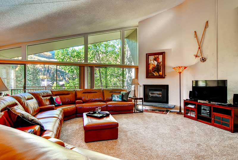 dream living room the wren at vail vail 2 bedroom 2 bath plus loft 10368