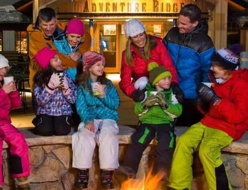 Winter Fun for Little Ones in Vail
