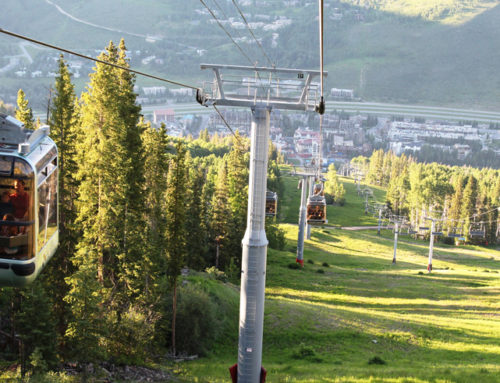 Kids Ride Vail Gondola Free